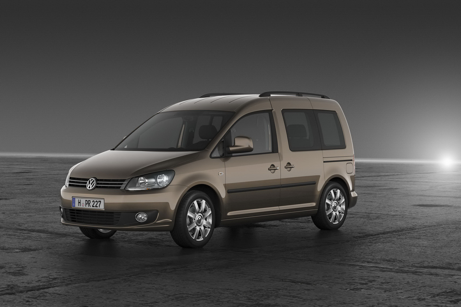 2012 Volkswagen Caddy #16