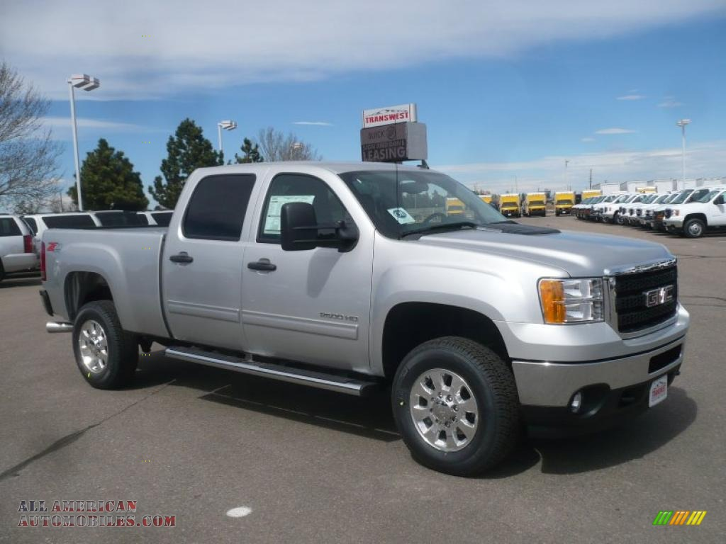 2011 GMC Sierra 2500hd #1