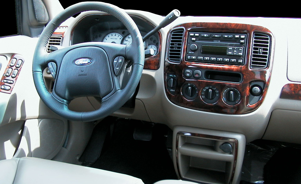 2002 Ford Escape #11