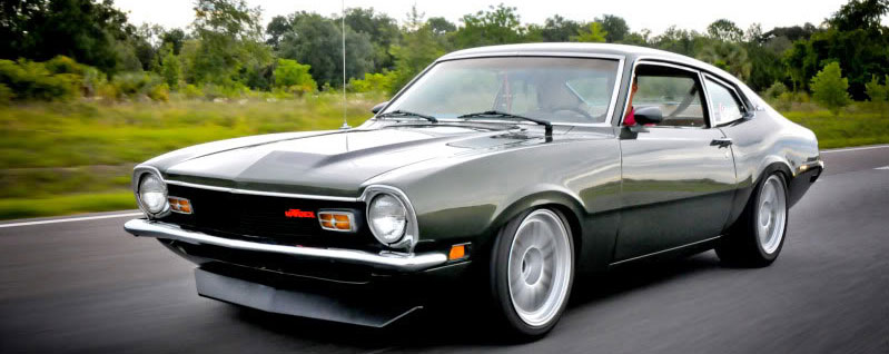 Ford Maverick #12