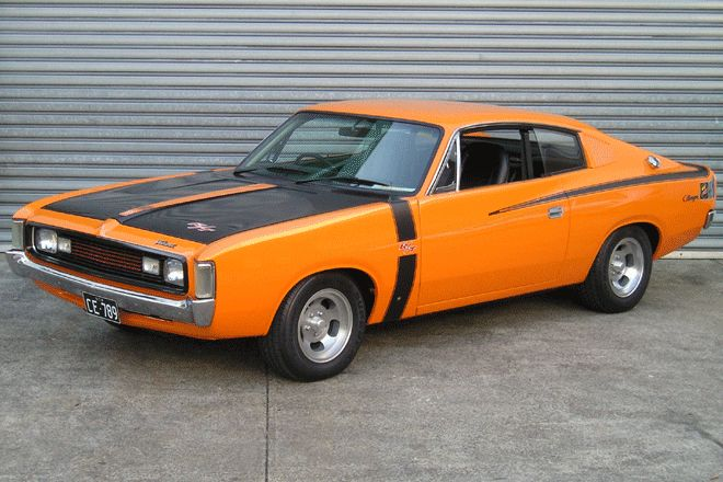 1971 Chrysler Valiant #5