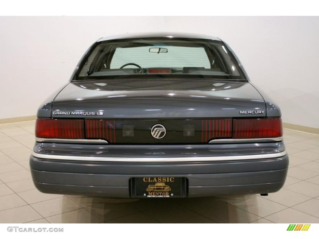 1993 Mercury Grand Marquis #8