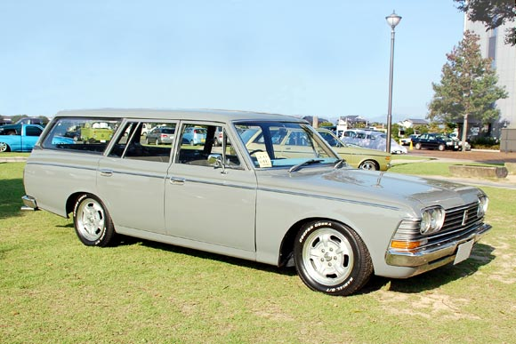 1968 Toyota Crown #6