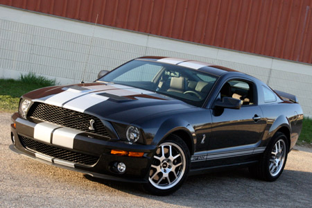 2008 Ford Shelby GT 500 #3