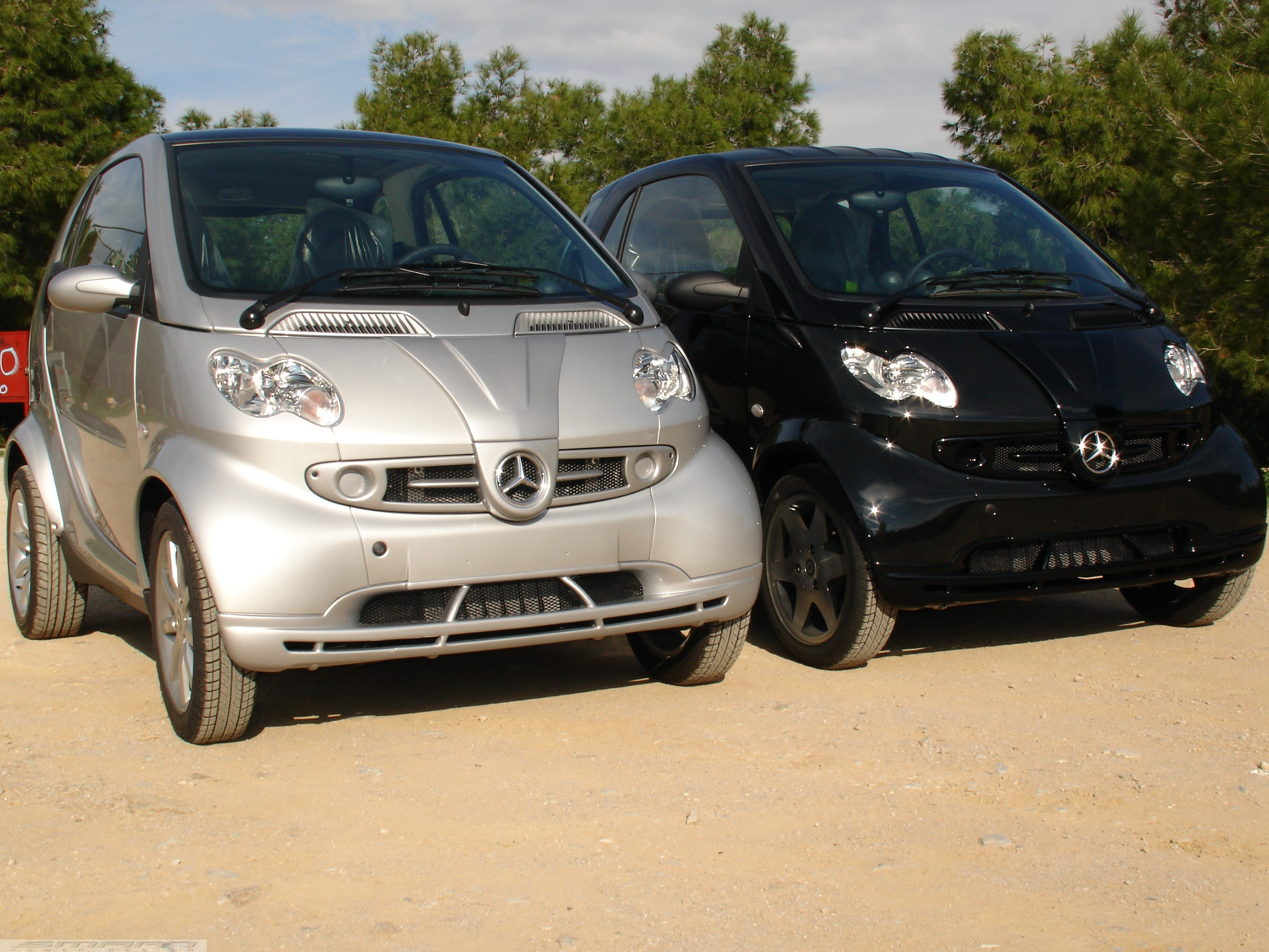 2002 Smart ForFour #7