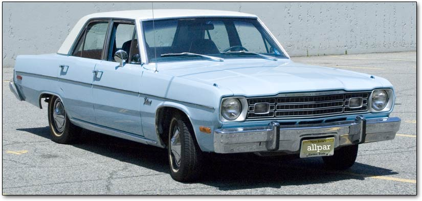 1974 Chrysler Valiant #5