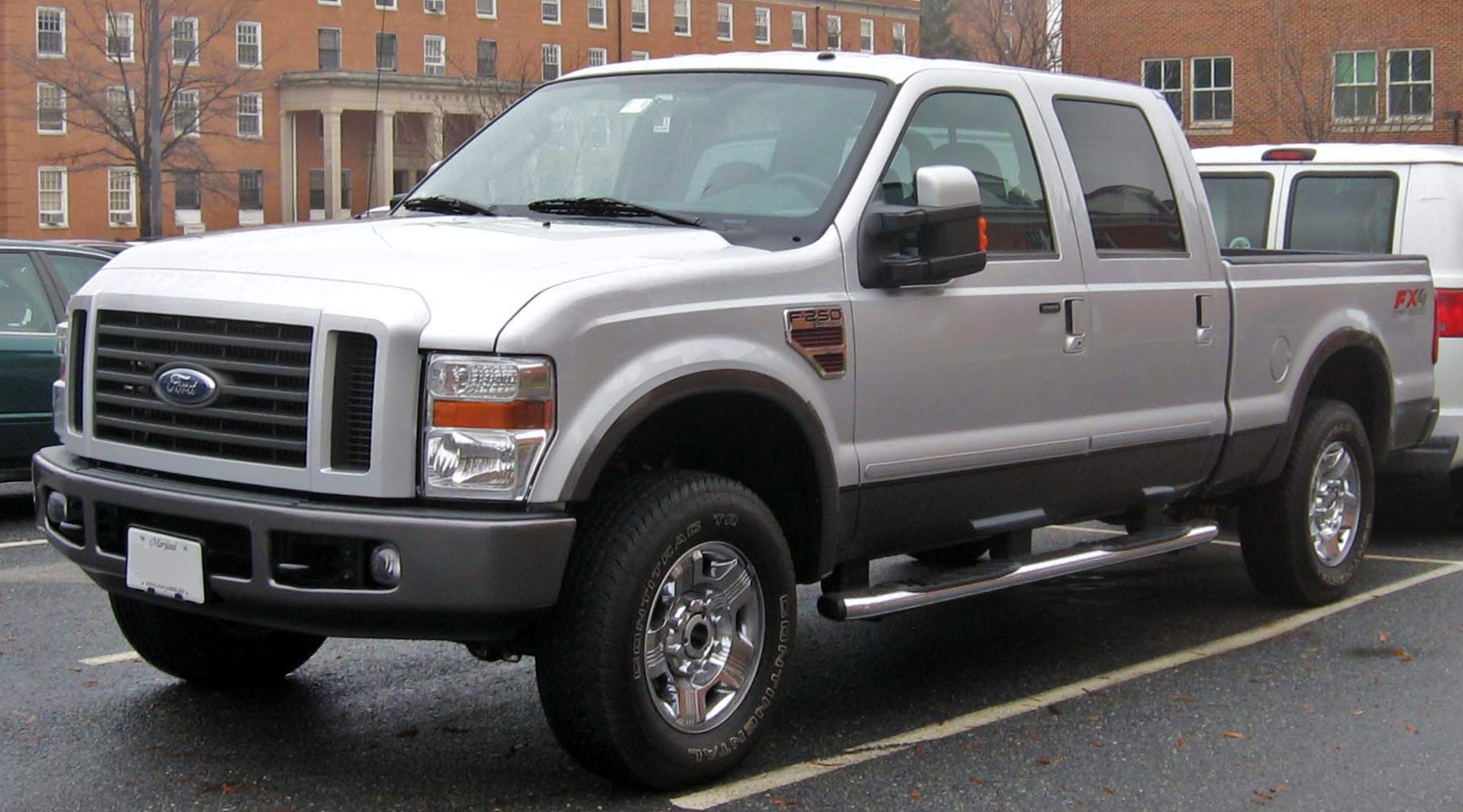 Ford F #12