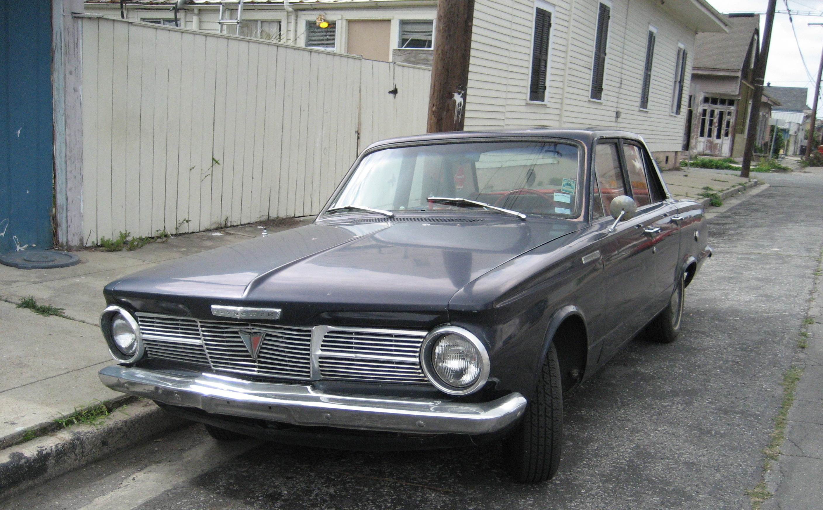 Plymouth Valiant #14