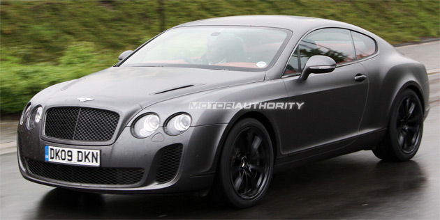 2010 Bentley Continental Supersports #6