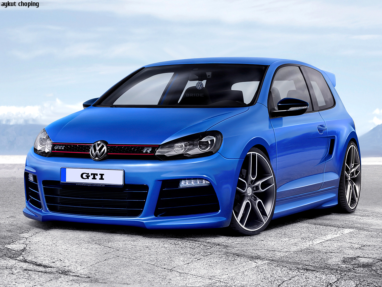 volkswagen golf gti photos informations articles. Black Bedroom Furniture Sets. Home Design Ideas
