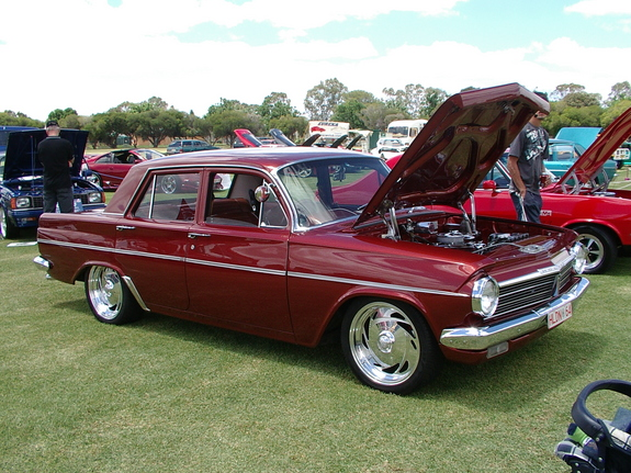 1964 Holden EH #5