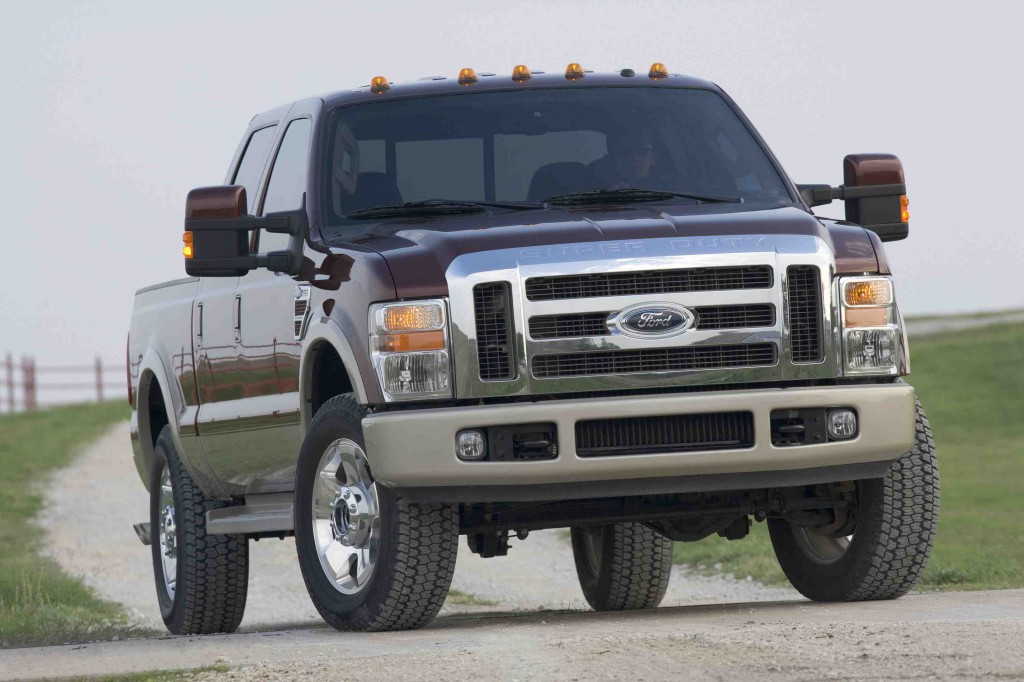 2007 Ford F-350 Super Duty #11