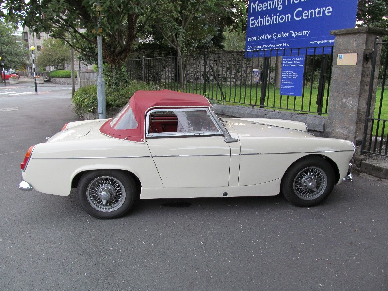 1963 Mg Midget For Sale