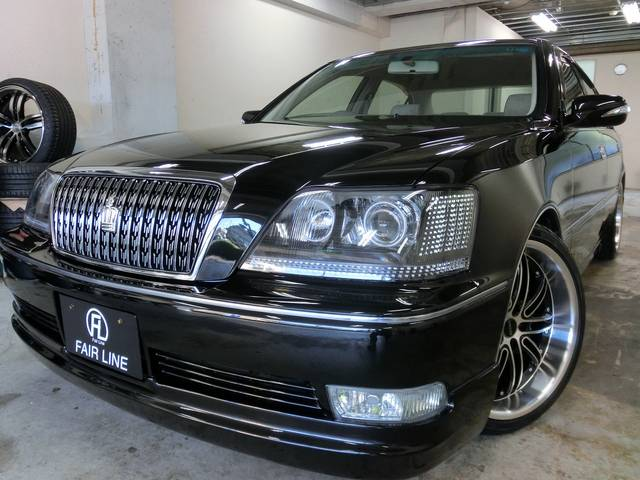 2000 Toyota Crown #9