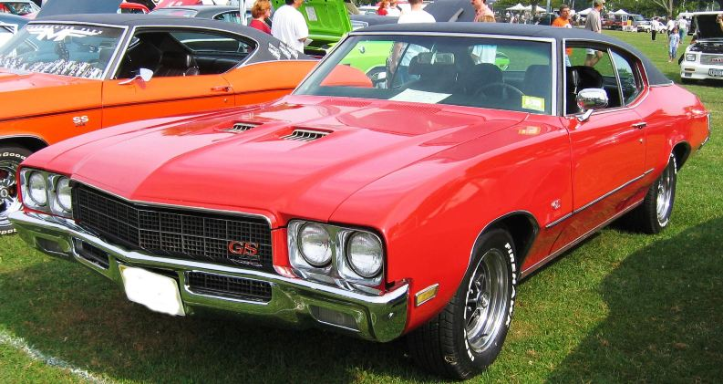 1971 Buick GS #5