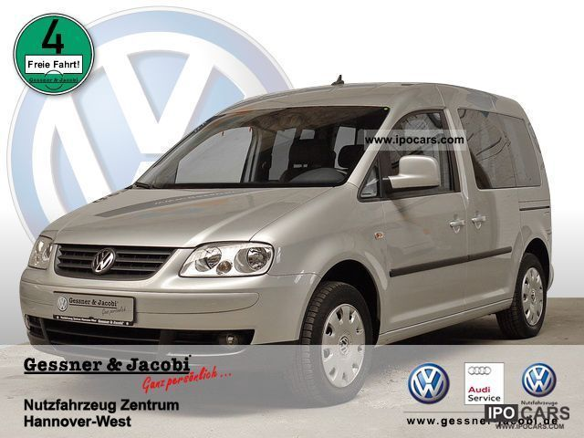 2007 Volkswagen Caddy #9