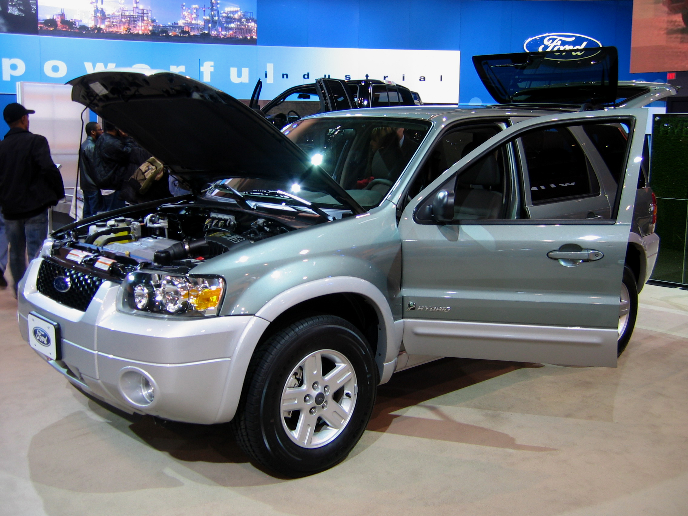 Ford Escape Hybrid #8