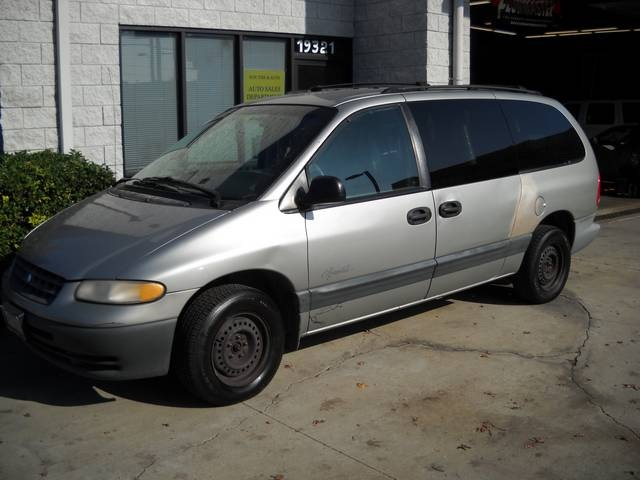 1997 Plymouth Grand Voyager #16