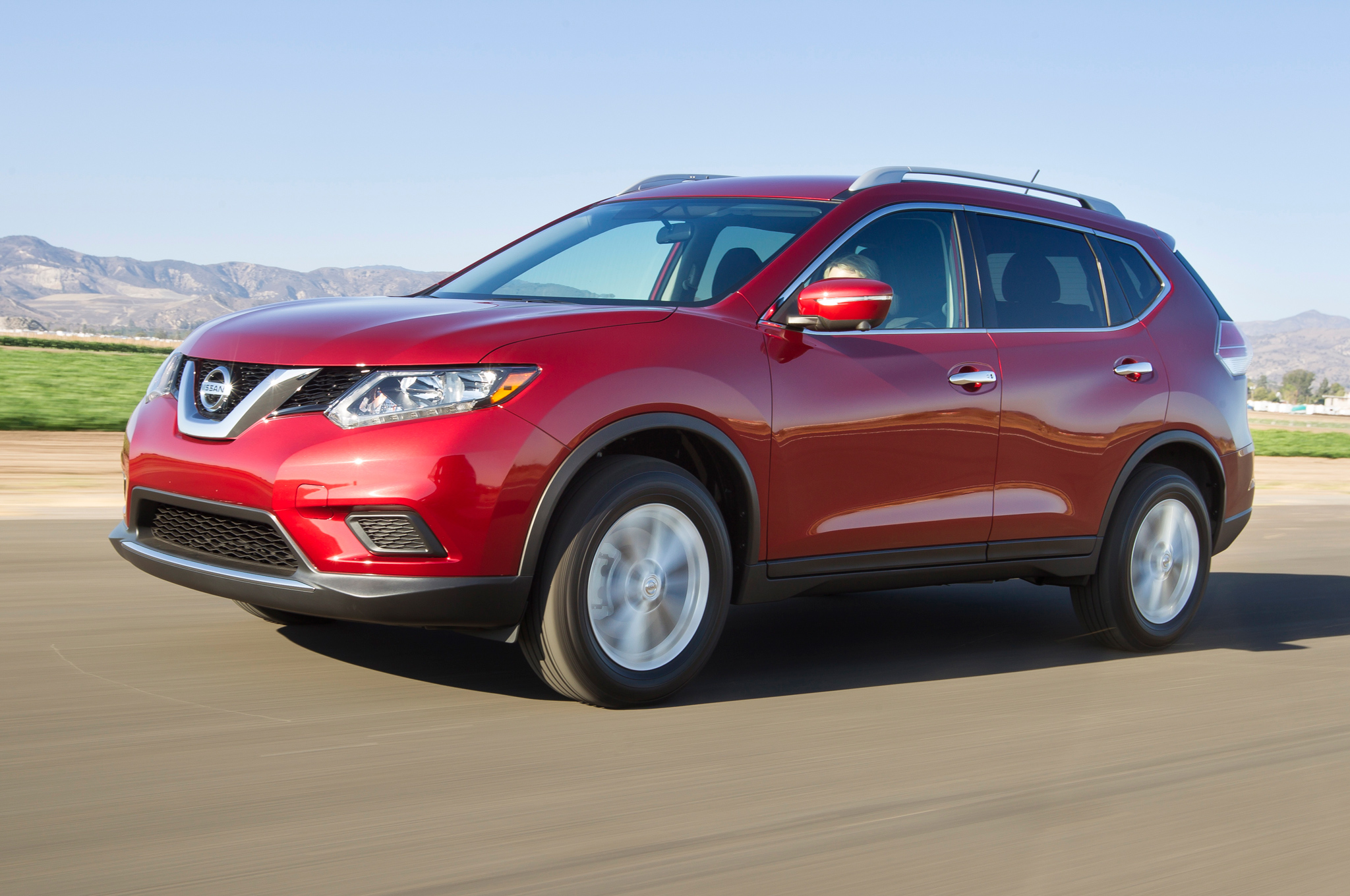 Nissan Rogue Select s Informations Articles BestCarMag