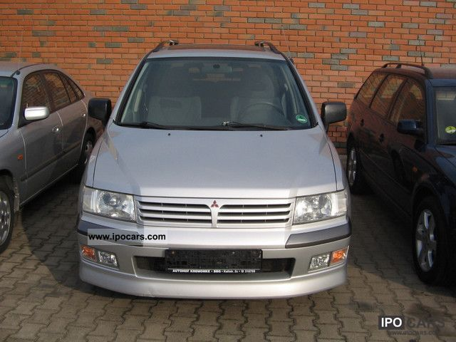 2001 Mitsubishi Space Wagon #9
