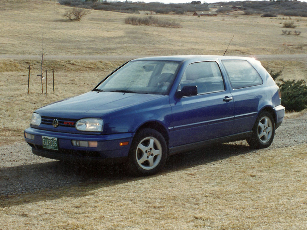 1996 Volkswagen Golf #12