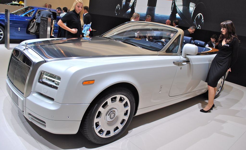 2012 Rolls Royce Phantom Drophead Coupe #7
