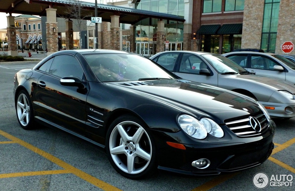 2006 Mercedes-Benz SL #9