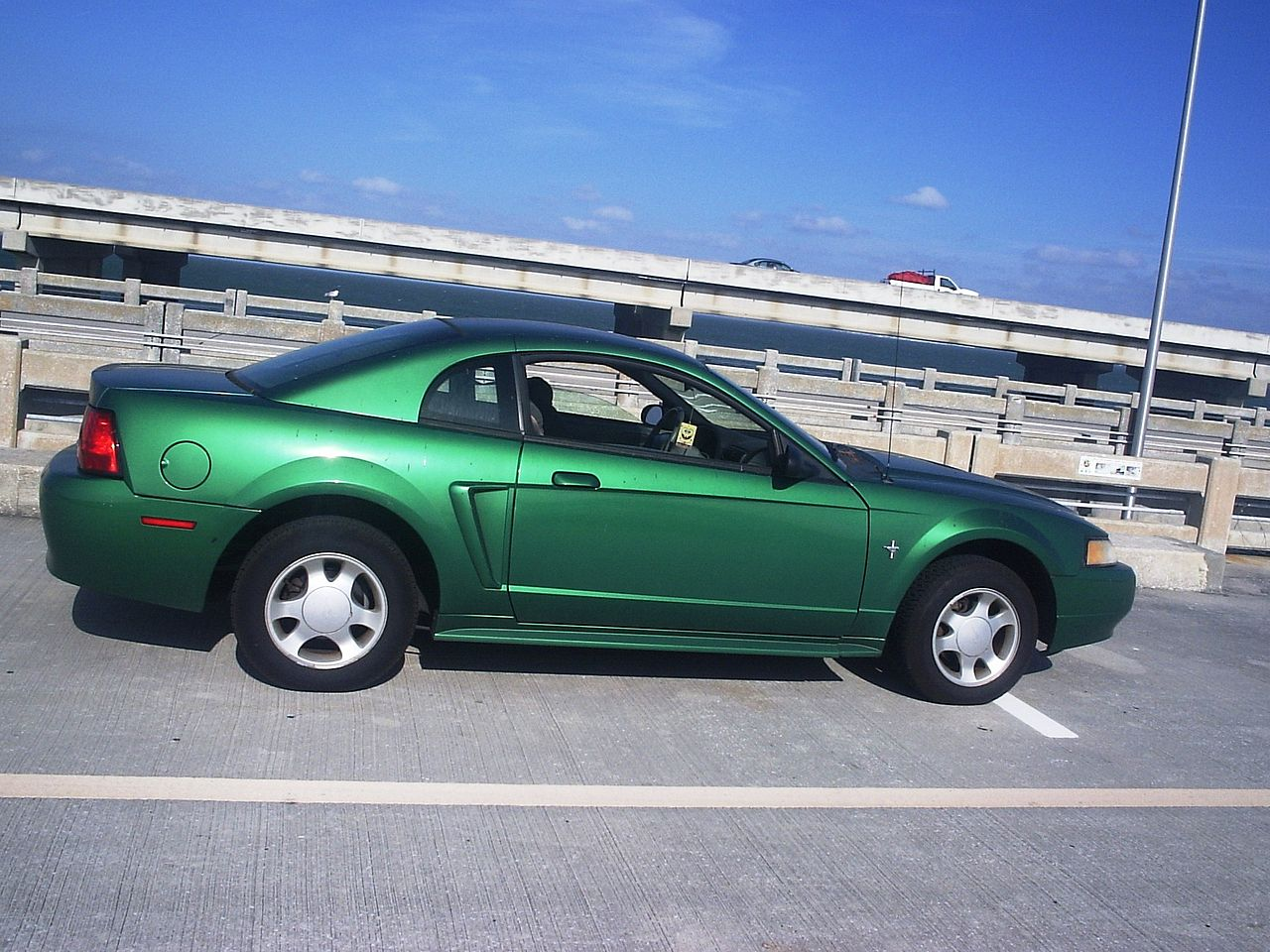 2000 Ford Mustang #12