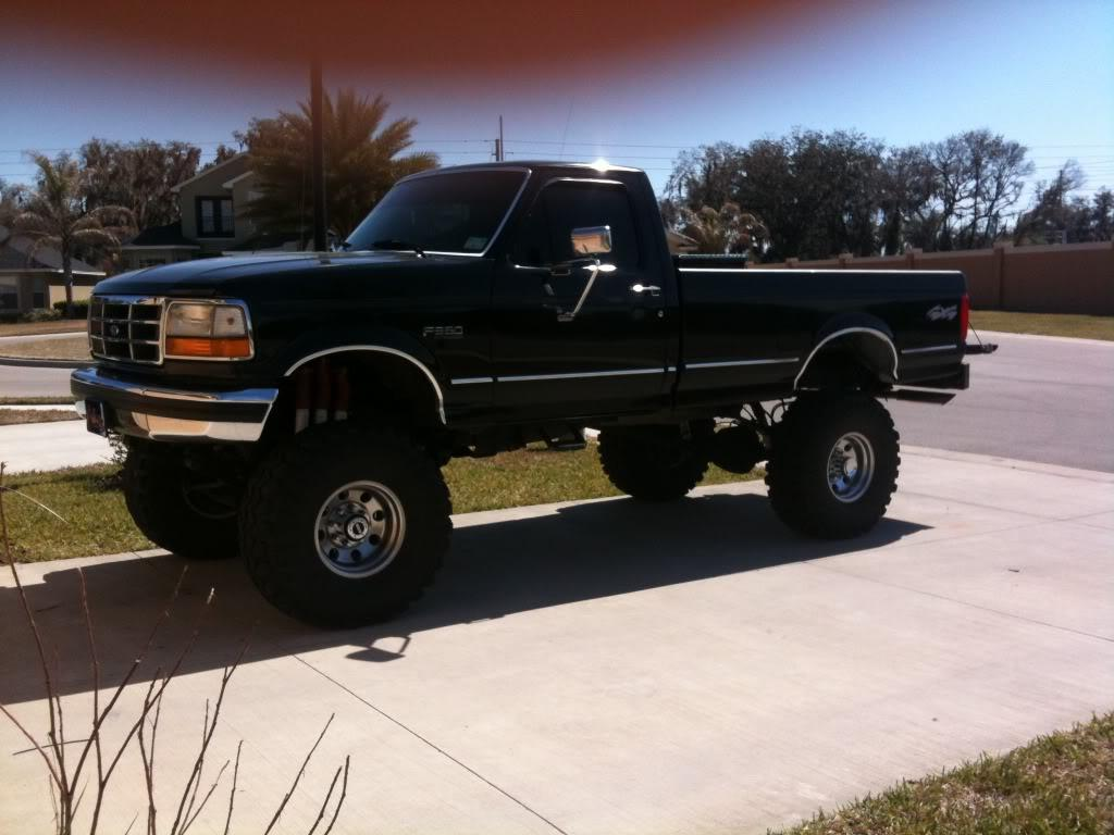 1993 Ford F-350 #3