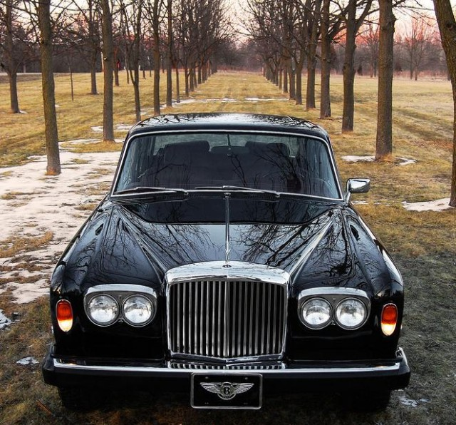 1978 Rolls royce Silver Shadow #16