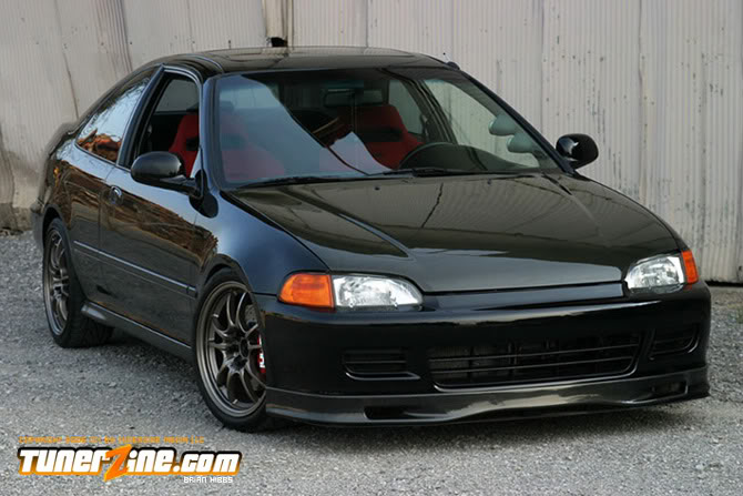 1992 Honda Civic #18