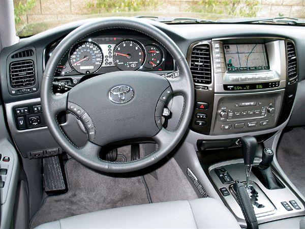 2006 Toyota Land Cruiser #6