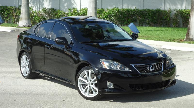 2007 Lexus Is 350 #5