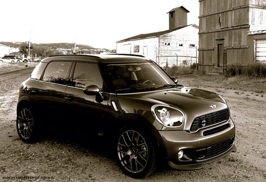 Mini Cooper Countryman #5