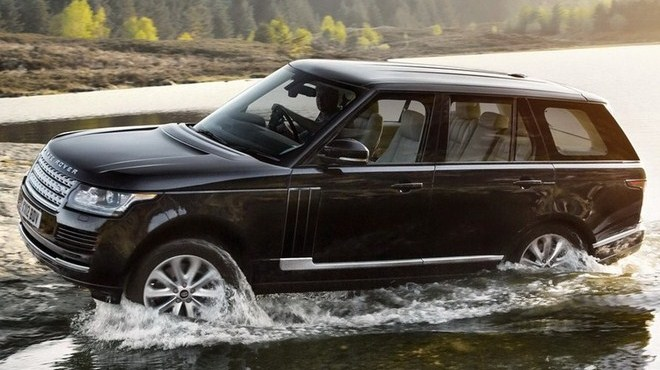Land Rover ALL-NEW Range Rover #5