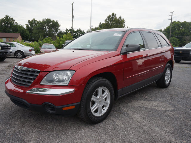 2005 Chrysler Pacifica #4