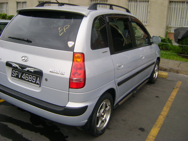 2005 Hyundai Matrix #4