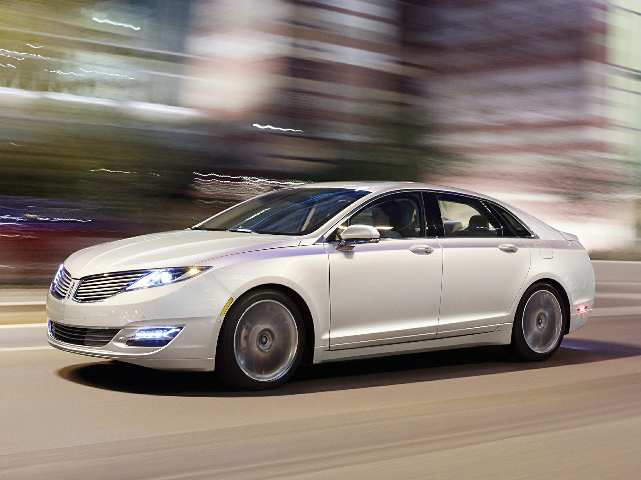 2014 Lincoln Mkz #3