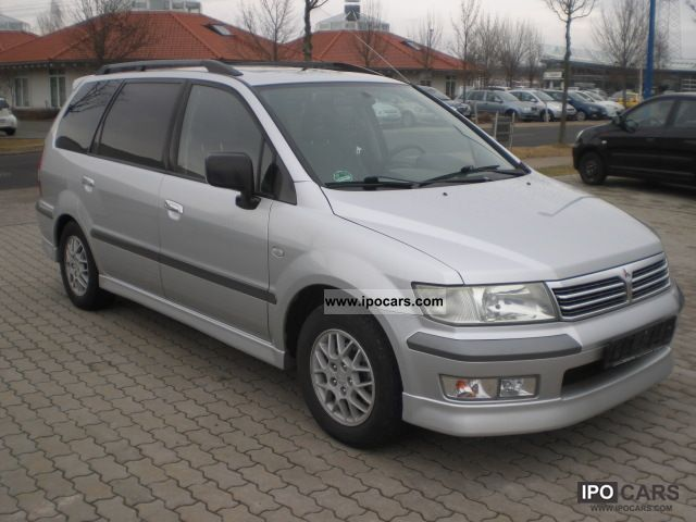 2002 Mitsubishi Space Wagon #3