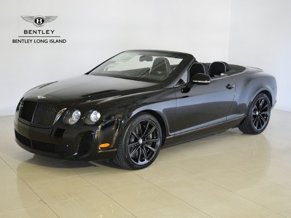 Bentley Continental Supersports Convertible #6