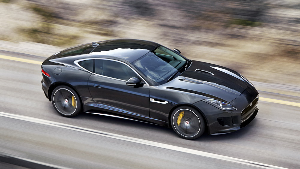 Jaguar F-type #8