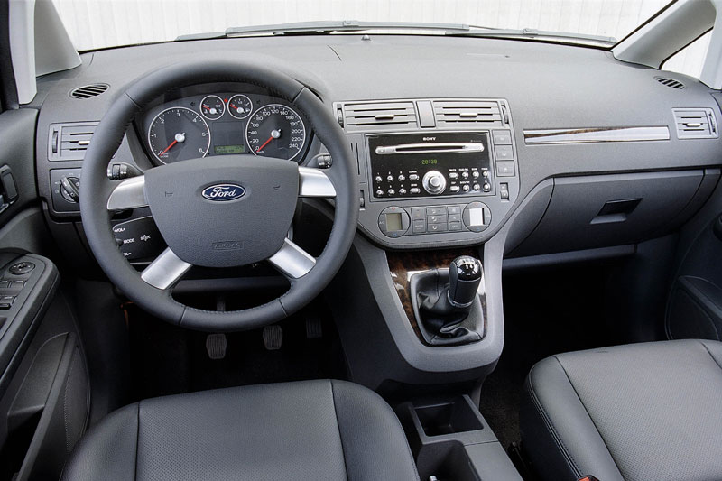 2004 Ford C-MAX #10