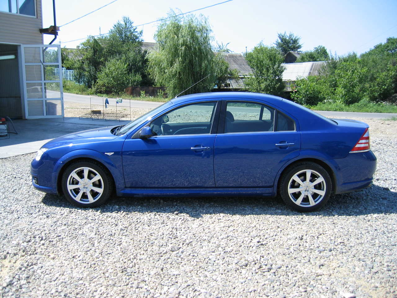 2005 Ford Mondeo #8