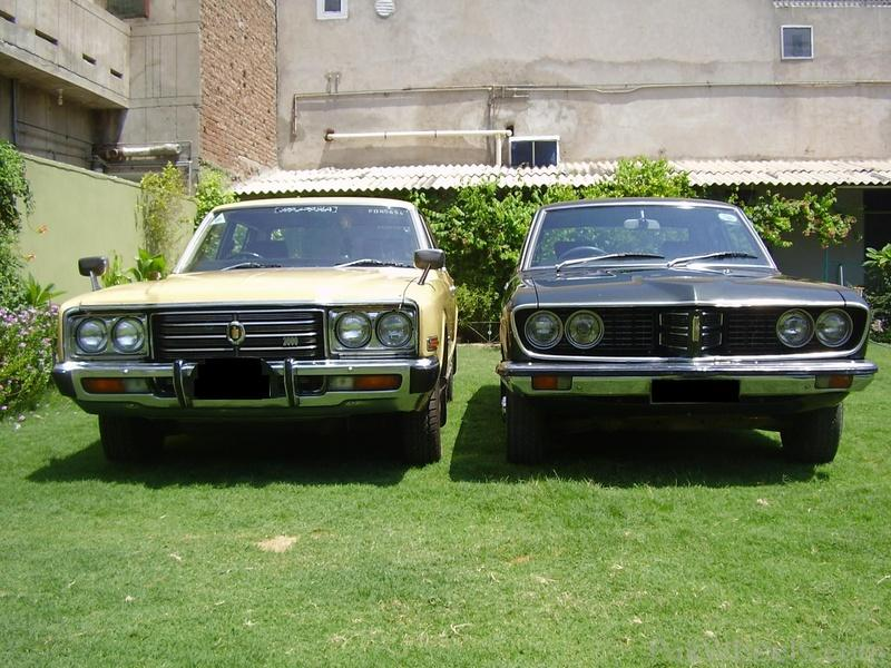 1977 Toyota Crown #11