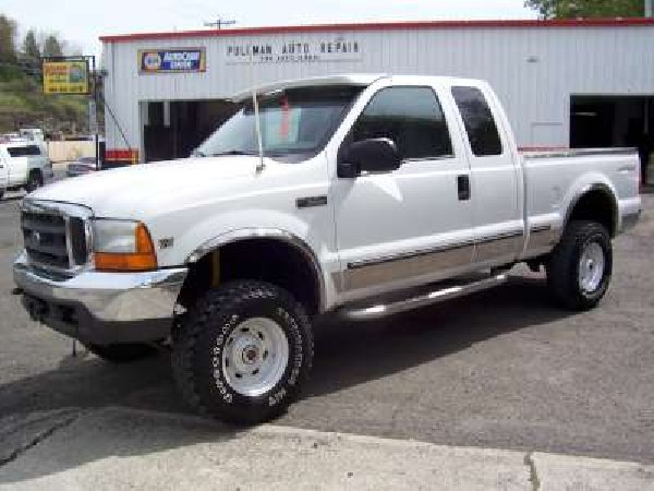 1999 Ford F-250 #3