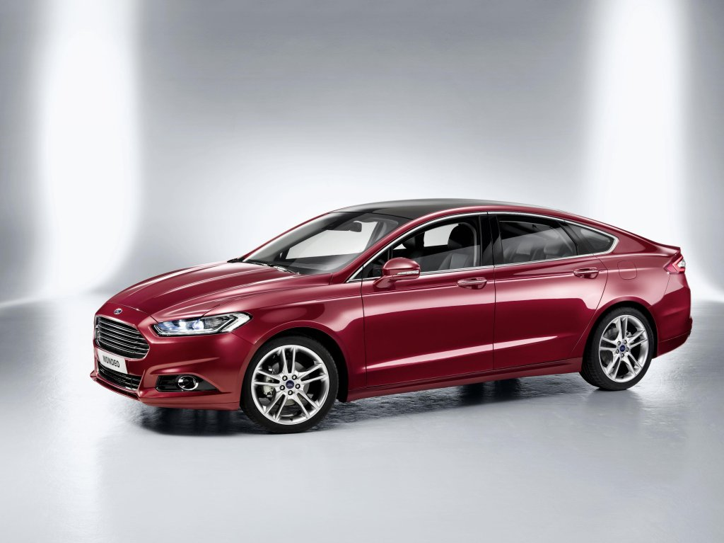 2012 Ford Mondeo #15