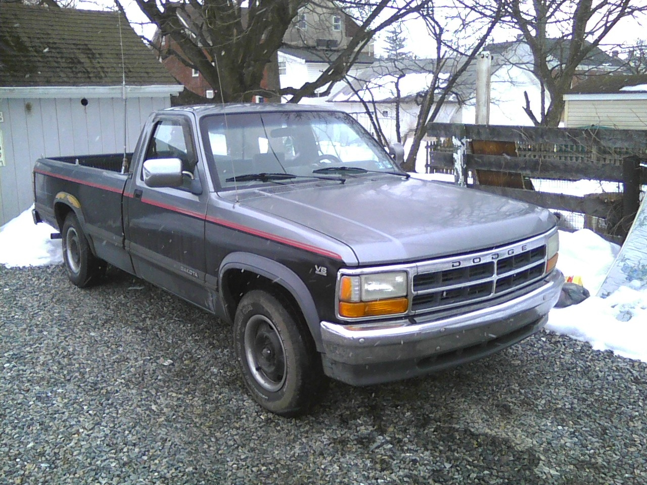 1991 Dodge Dakota #2