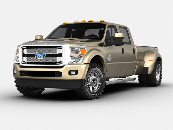 2013 Ford F-450 Super Duty #5