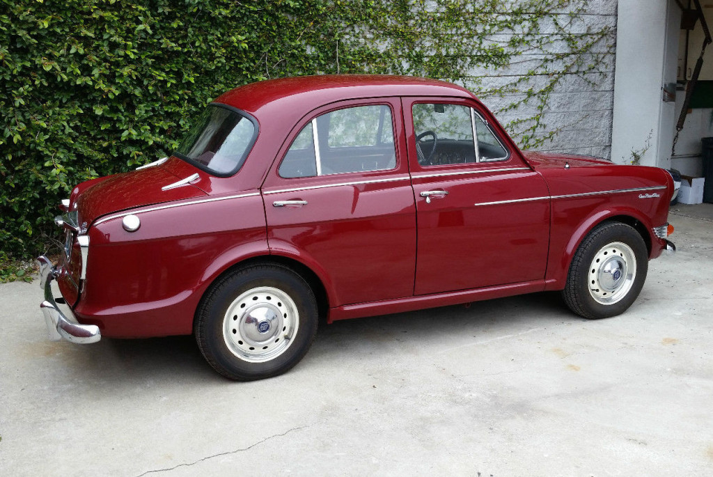 1960 Riley One-Point-Five #3
