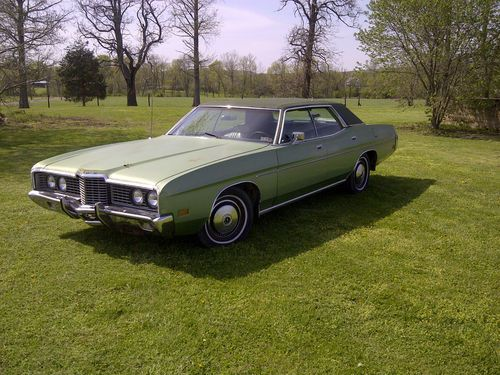 1972 Ford Galaxie #6